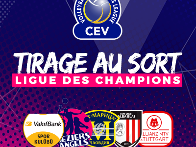Beziers angels coupe d 39 europe archives beziers angels - Tirage coupe d europe des clubs champions ...